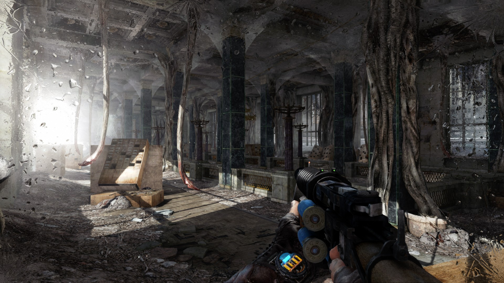 Metro 2033 Redux screenshot 1 ...