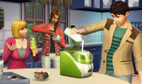 The Sims 4: Cool Kitchen Stuff screenshot 2