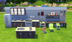 The Sims 4: Cool Kitchen Stuff screenshot 5