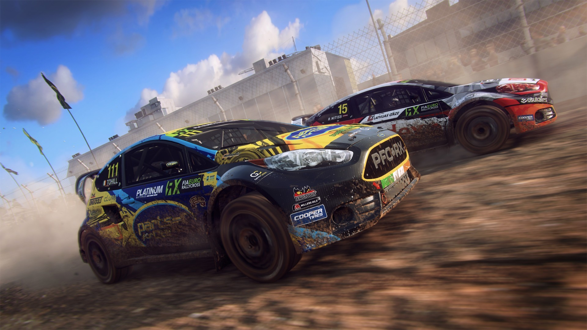 buy dirt rally 2 0 deluxe edition steam. Black Bedroom Furniture Sets. Home Design Ideas