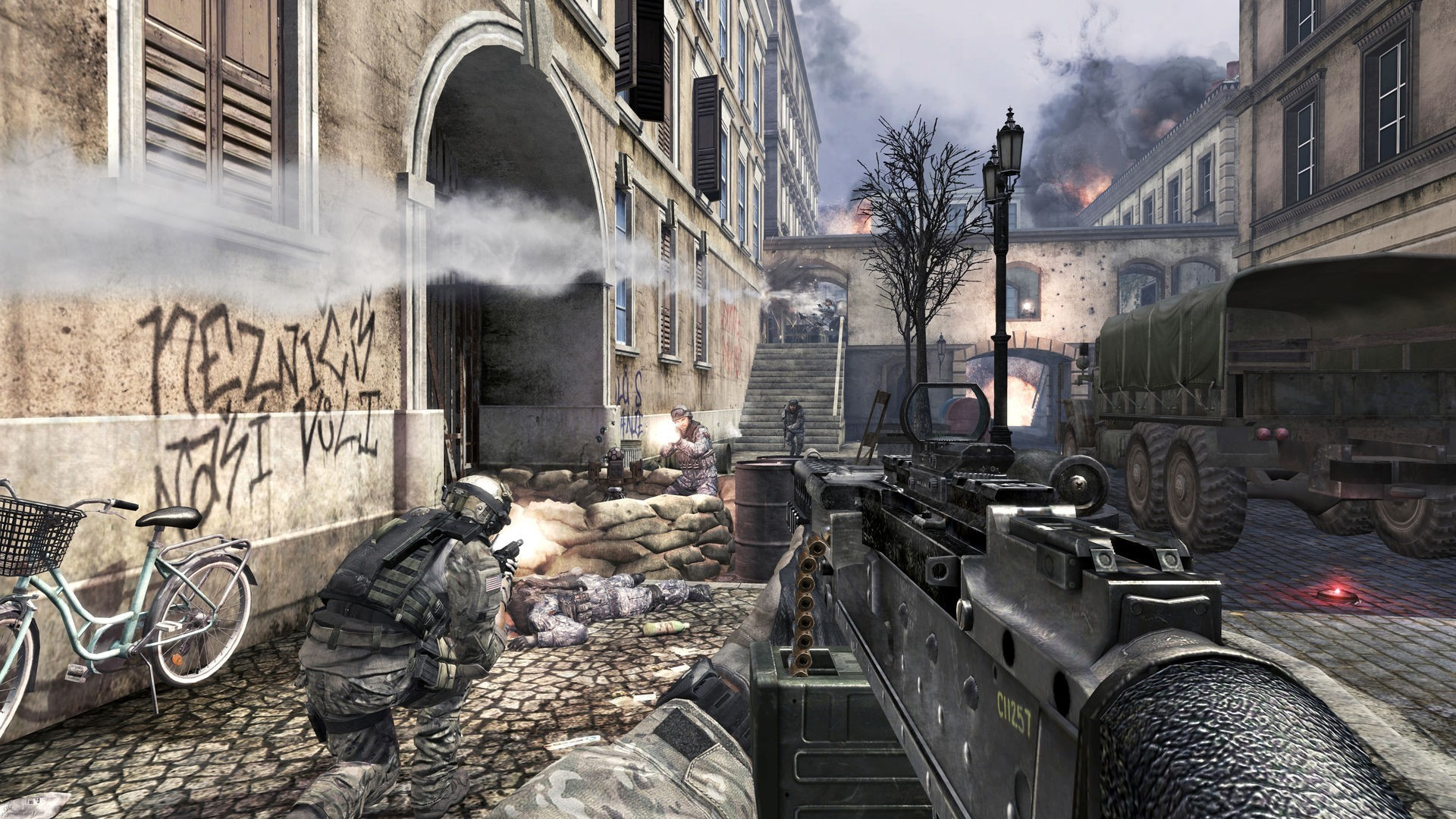 Buy Call Of Duty Modern Warfare Remastered Variety Map Pack Ps4