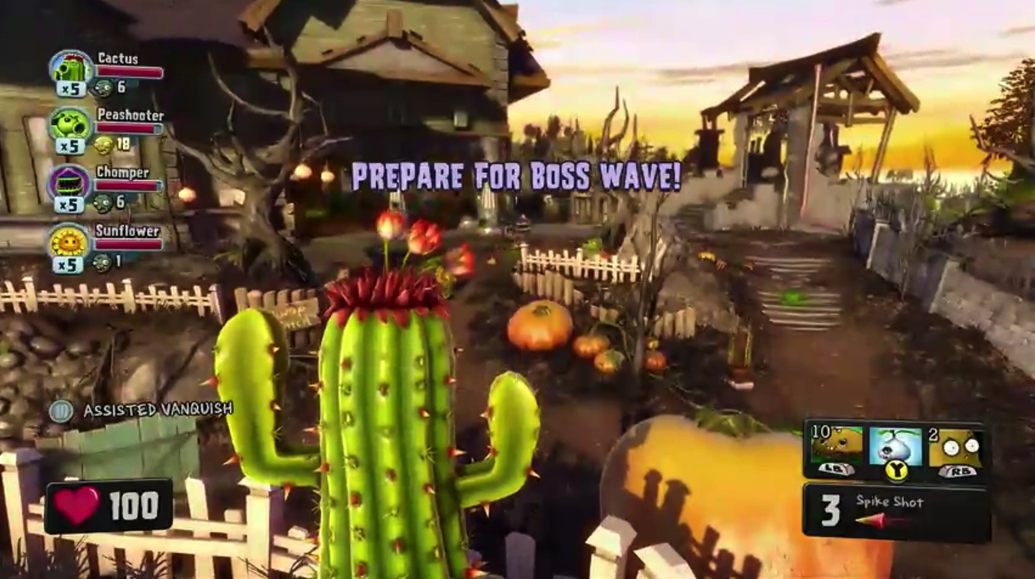 free download game plants vs zombies garden warfare for pc