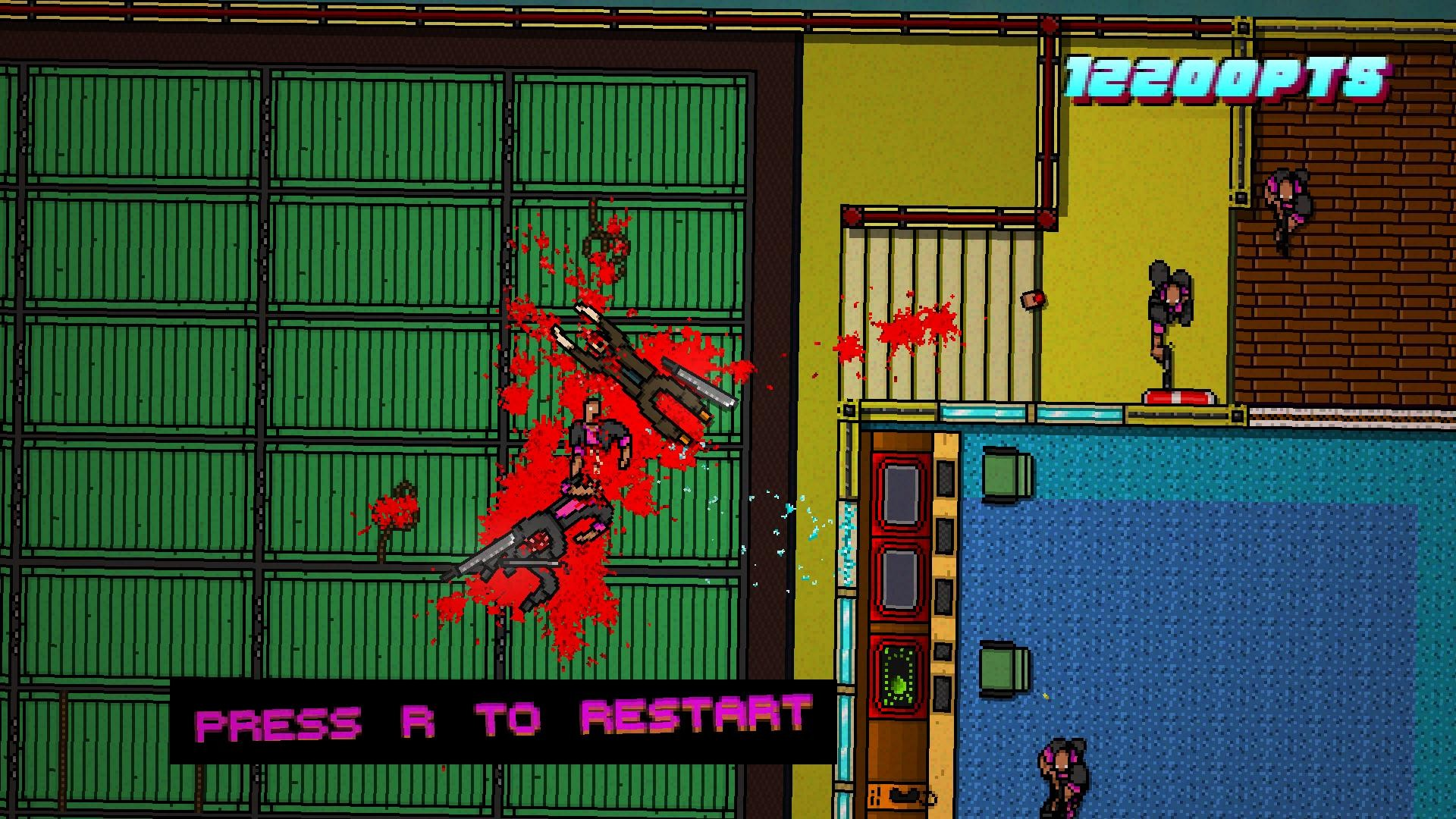 what is hotline miami 2 digital special edition