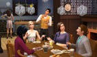 Les Sims 4 Au Restaurant screenshot 5