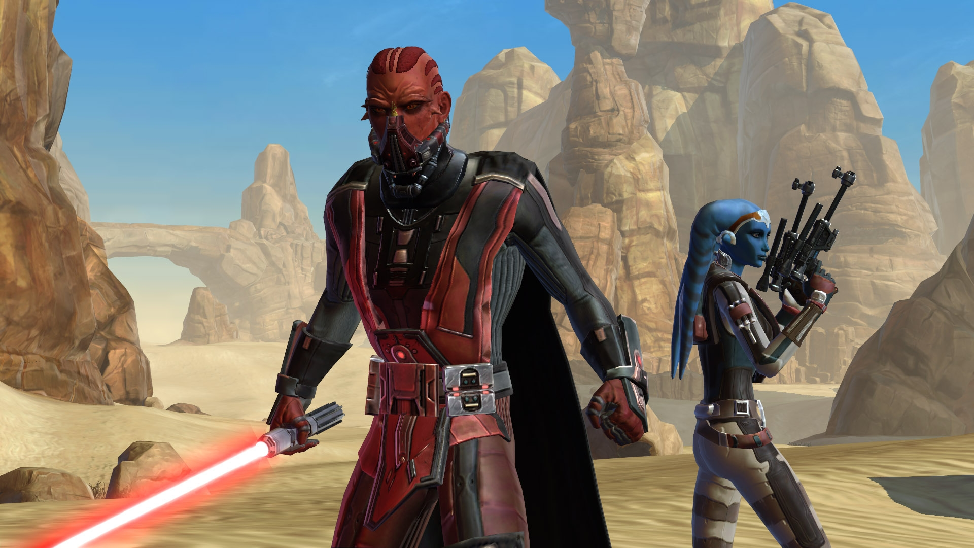 Star Wars: The Old Republic 60 days
