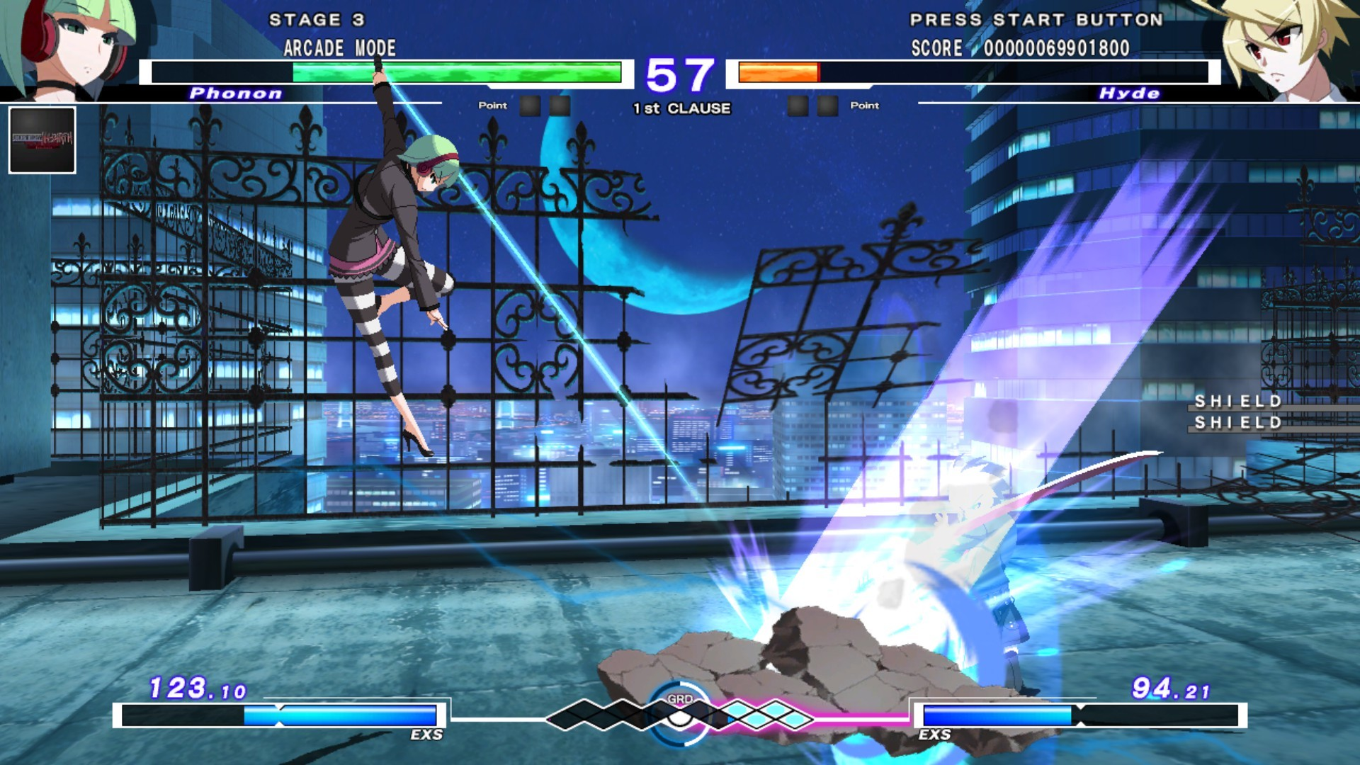 Buy Under Night In Birth Exe Late St Steam