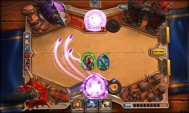 HearthStone: Heroes of WarCraft 5x Booster Pack (Europe)