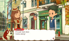 LAYTON'S MYSTERY JOURNEY: Katrielle and the Millionaires' Conspiracy - Deluxe Edition Switch screenshot 1