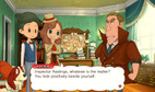 LAYTON'S MYSTERY JOURNEY: Katrielle and the Millionaires' Conspiracy - Deluxe Edition Switch screenshot 5