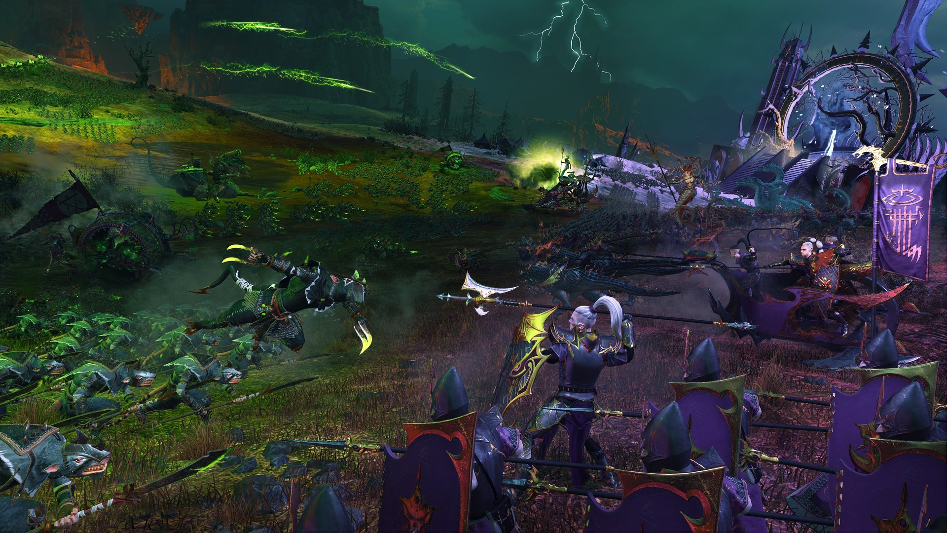 Total war: warhammer ii - the shadow & the blade for mac download