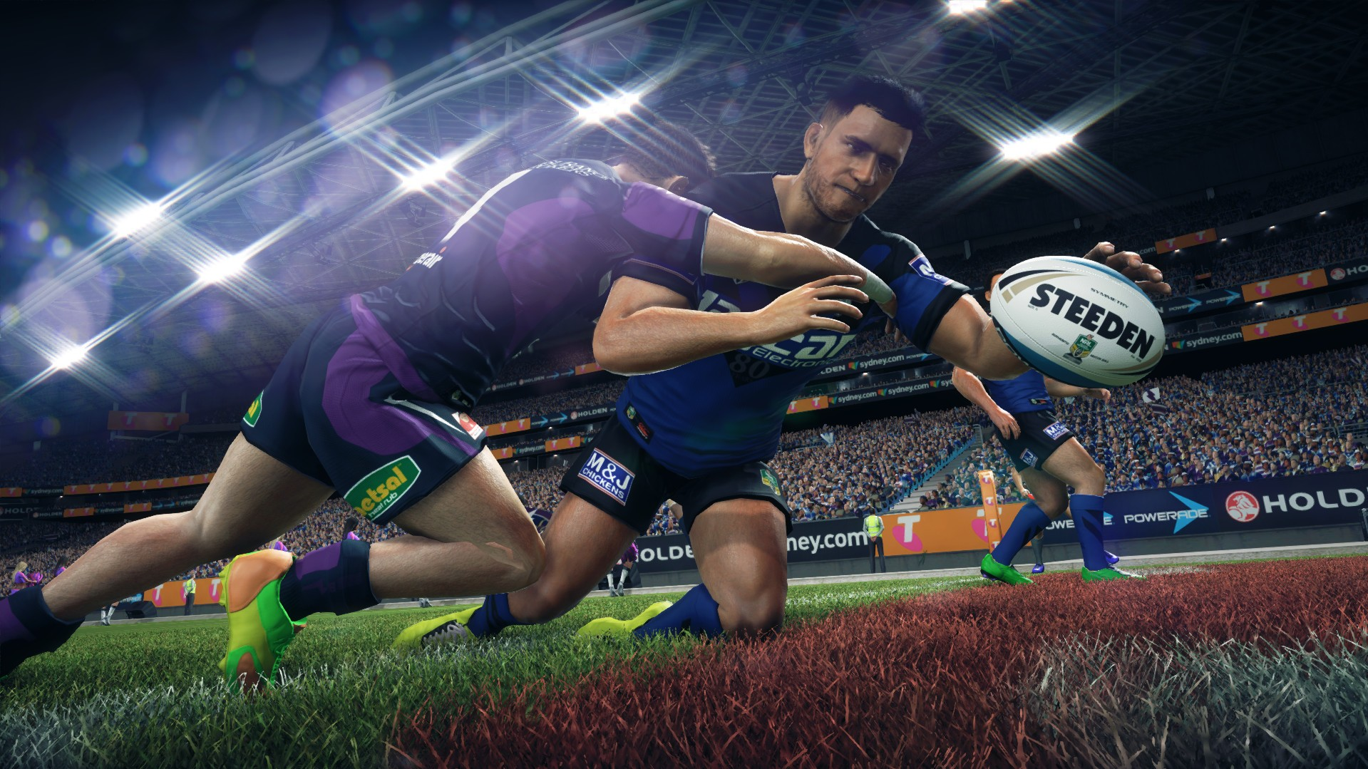 Kaufen Rugby League Live 3 Steam