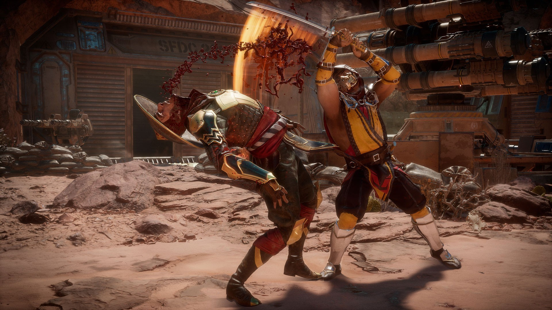 Buy Mortal Kombat 11 Aftermath Kollection Steam