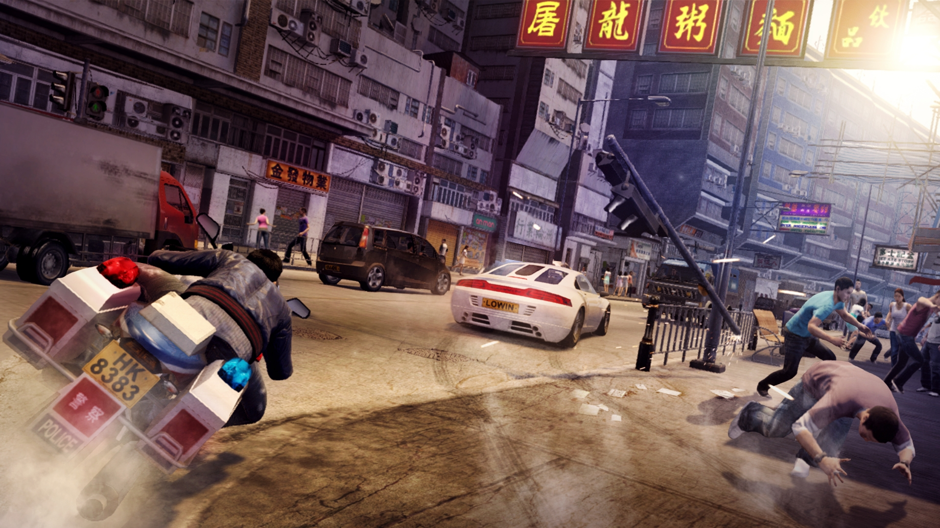 Sleeping Dogs Download Free PC Game Full Version