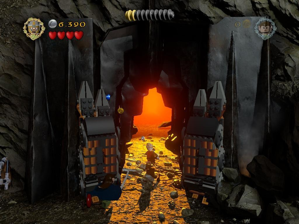 lego lord of the rings wii download