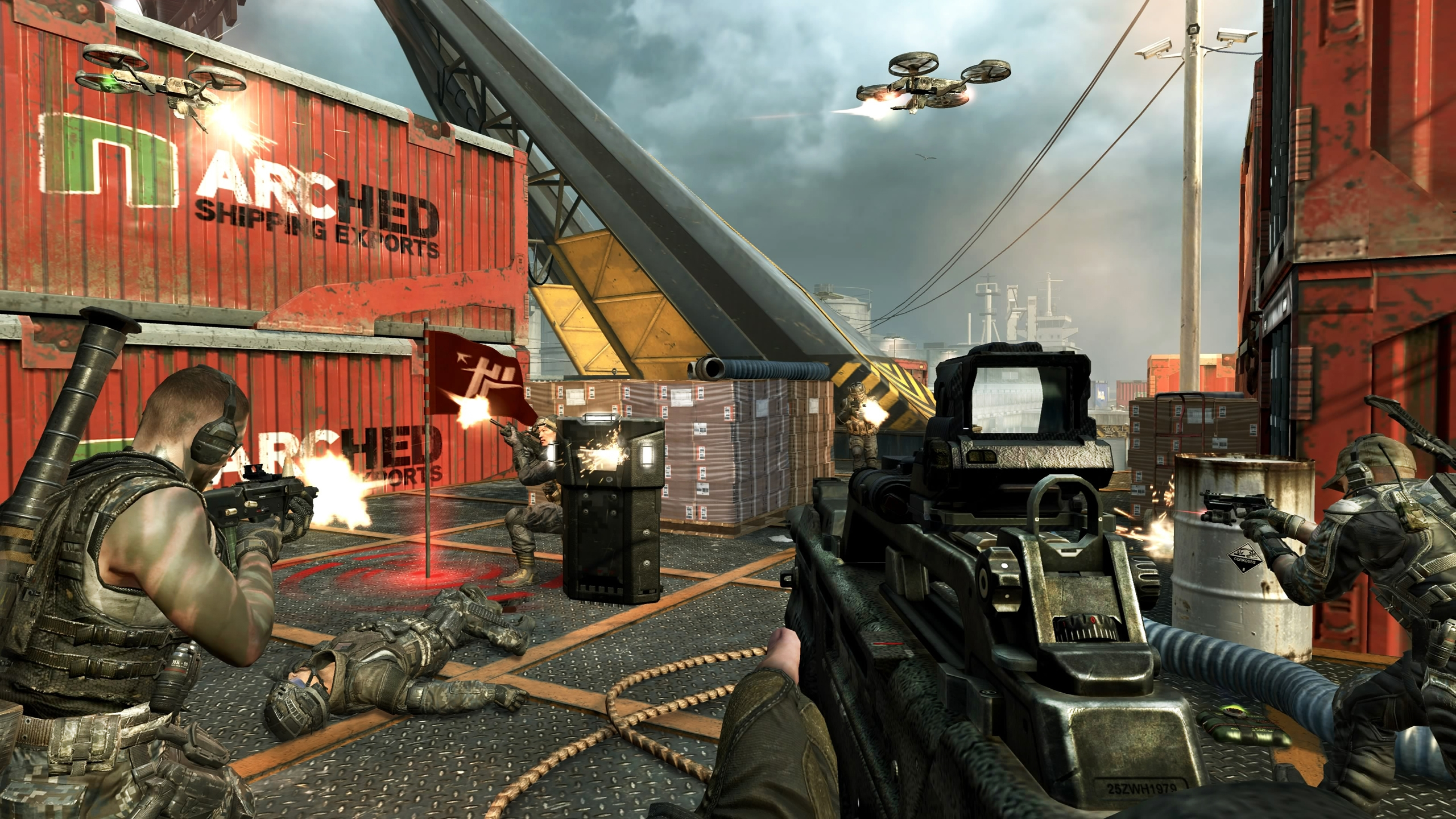 Buy Call of Duty: Black Ops II Steam M1216 Black Ops 2